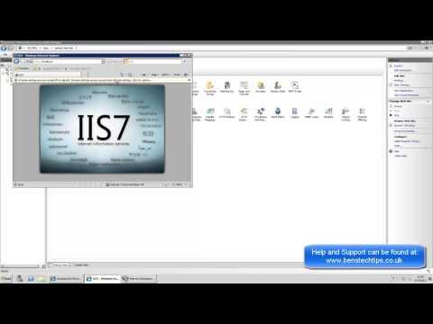 Web Host Basics: Configure IIS and PHP on Windows
