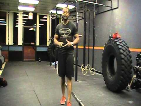Final 3 tips to improving your Power Clean