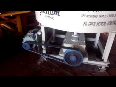 pan mixer machine manufacturers in india