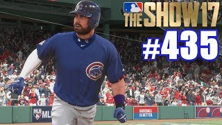 INTENSE WORLD SERIES IN BOSTON! | MLB The Show 17 | Road to the Show #435