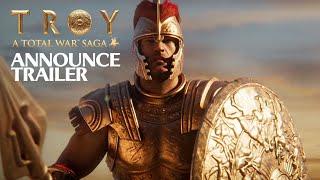 A Total War Saga: TROY - Announce Trailer