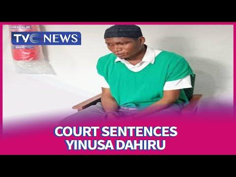 Ese Oruru abduction: Court sentences Yinusa Dahiru to 26yrs in jail