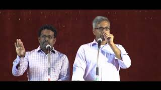 Unity Is The Top Of The Mountain | Br. Sandeep Poonen | Session: 4 | 16th Sep 2017