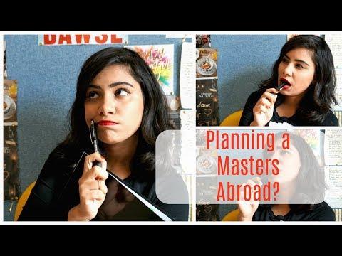 Planning Masters Abroad ?| University Life #1 | Jigyasaing