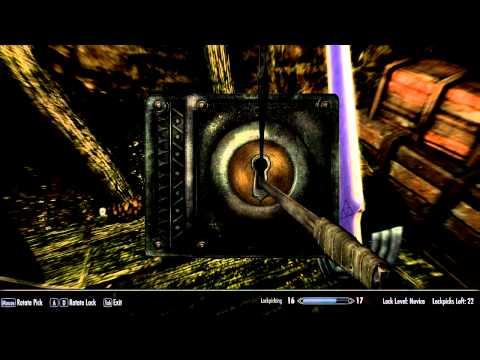 Skyrim:  Zelda Audio Mod - Discover Noise / Cave (Revision7)
