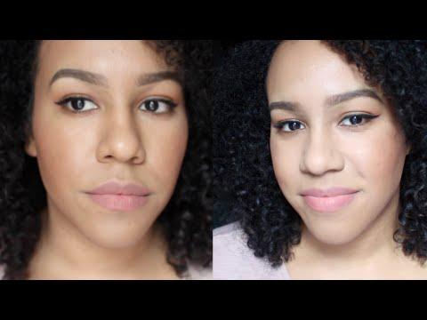 How to Contour a Bulbous/Round Nose