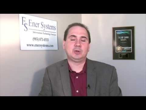 Rene Miller sharing his experience on Cyberoam's on-Cloud Management Service (CCMS)