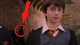 50 Mistakes in Harry Potter and the Sorcerer