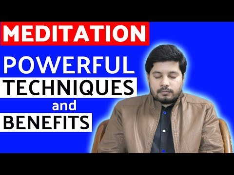 Learn How to Meditate + POWERFUL Benefits of Meditation For Beginners | Heartfulness | Yoga
