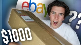 OPENING $1000 EBAY MYSTERY BOX