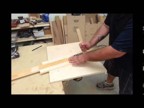 Make Wood Trim and Molding With A Circular Saw