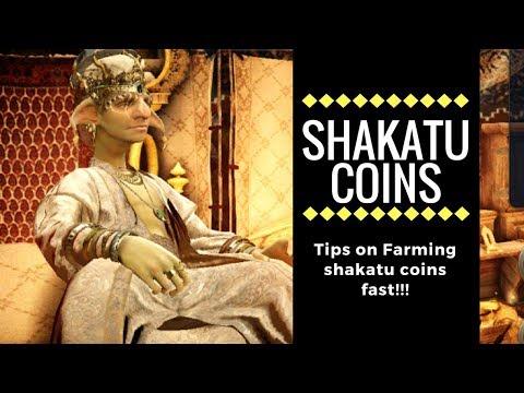 FASTEST way getting Shakatu Coins!!!