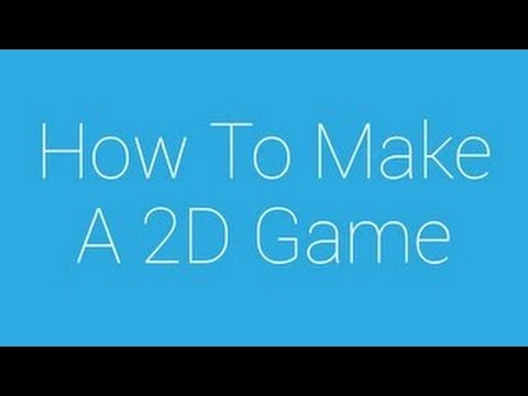 tutorial on how to make a simple game where you can build things in!