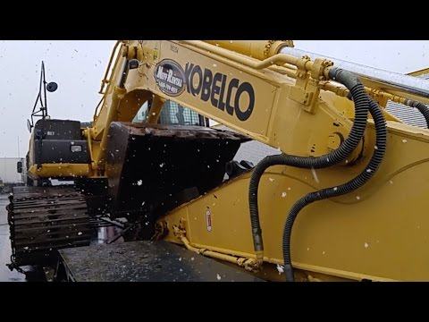 Heavy Haul TV: 50,000 LB 10.5' Wide from New Jersey to Ontario