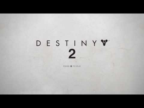 Destiny 2 Beta - Title Screen Music (Pre-Loaded PS4 Version)