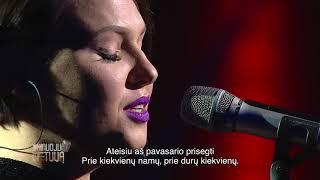 """Jazzu - """"Rudens naktis sustojo"""" (Dainuoju Lietuvą)"""