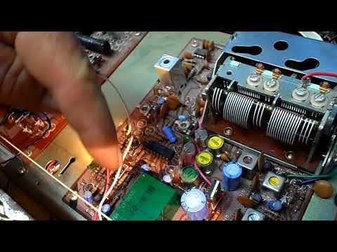 Morse 2500 AM/FM Stereo Receiver. Part 1. Initial Checkout.