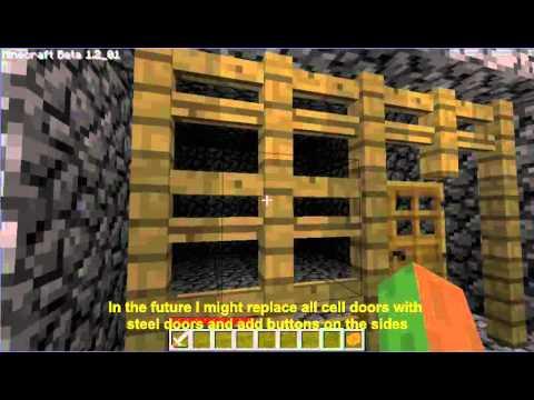 Tour of My Minecraft Mob Jail
