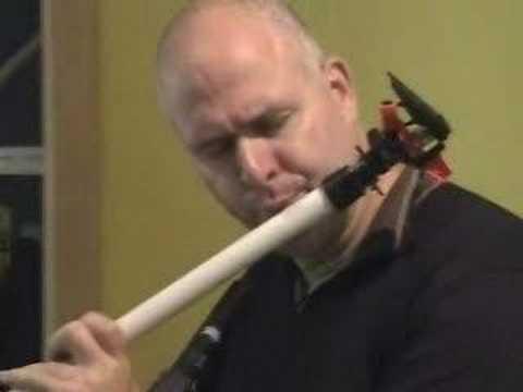 pvc flute
