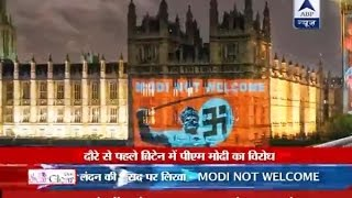 """""""Modi Not Welcome"""" in Britain, an Indian organisation"""