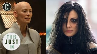 Avengers: Infinity War - Hela and The Ancient One To Appear?