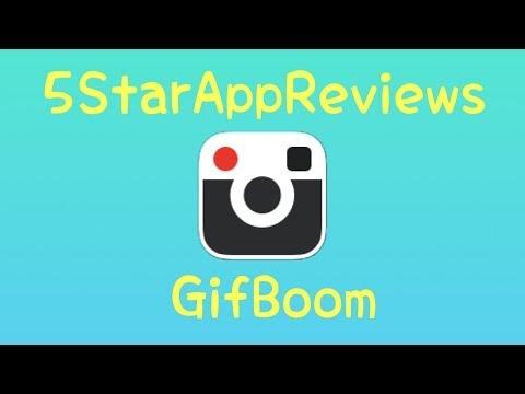 App Review: GifBoom