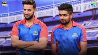 Girls Ki Fan Following Kis Ki Ziada Hai? Babar Azam & Imad Wasim