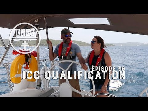 ICC Qualification in Greece Pt1 - Ep 36