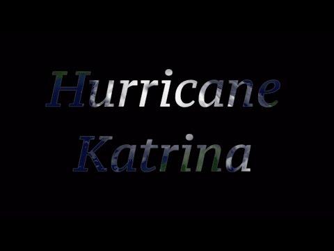 Hurricane Katrina (School Project)