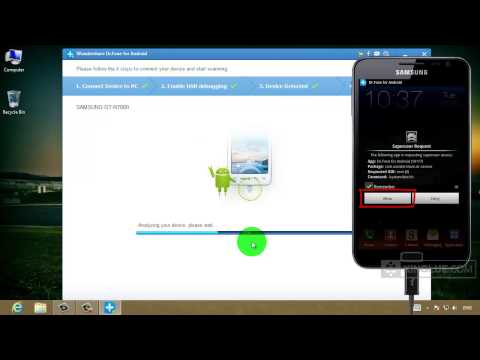 Solution for Recover Lost SMS, Contacts, Photos & Video from Samsung GALAXY Note I