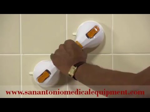Suction Cup Grab Bar at Primo Medical Supplies in San Antonio