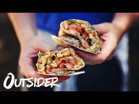 The Breakfast Burrito
