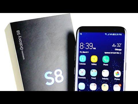 Should You Buy Samsung Galaxy S8 March 2018?