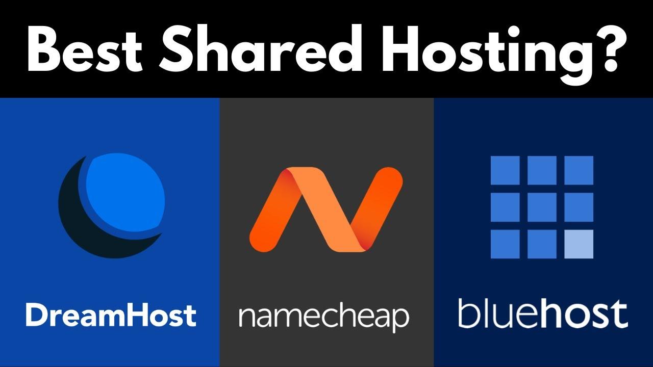 Fastest Shared Hosting in 2020? Bluehost vs Dreamhost vs Namecheap
