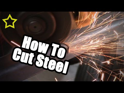 How to Cut Steel, Go Kart Frame Build