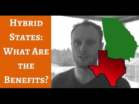 Tax Lien TV: Hybrid States, Tax Deeds, Texas & Georgia (Ep 09)