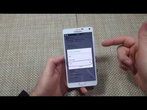 How to turn OFF Facebook Video Auto Play on any Android or Samsung Galaxy Note 4