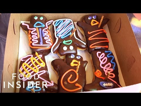 Voodoo Doughnuts Have People Under A Sweet Spell