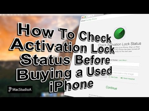 How To Check Activation Lock Status Before Buying a Used iPhone