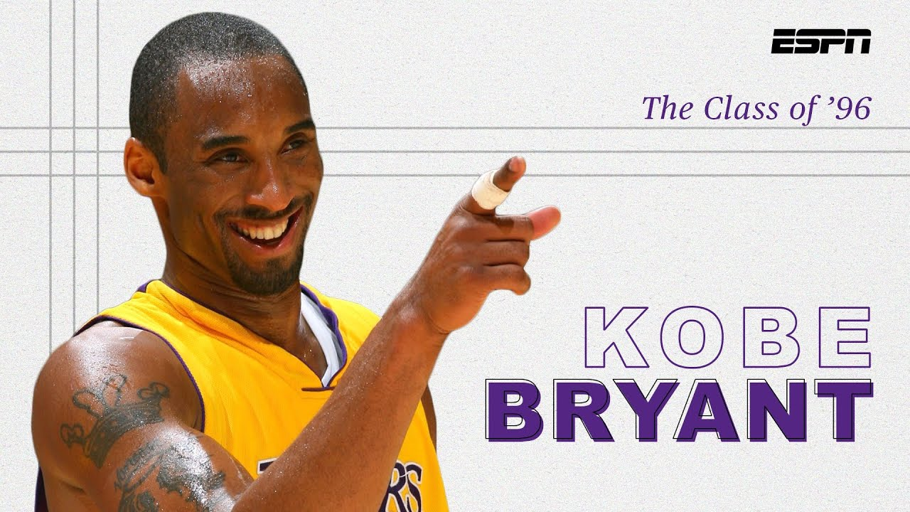 Lots of players were dubbed 'the next Michael Jordan.' Kobe Bryant met the hype | The Class of '96