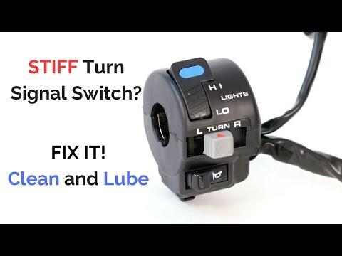 Turn Signal Switch Repair