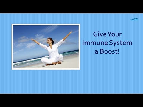 Give Your Immune System a Boost!  | How to Improve or Increase Immune System