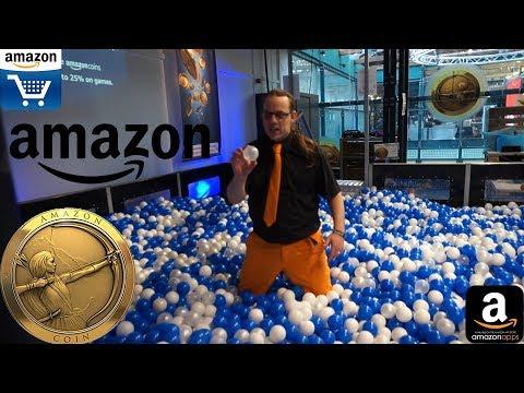 FUN WITH AMAZON. AMAZON APP STORE AND AMAZON COINS