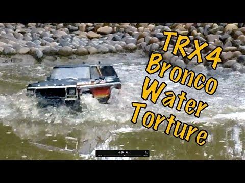Traxxas TRX4 Bronco servo dies