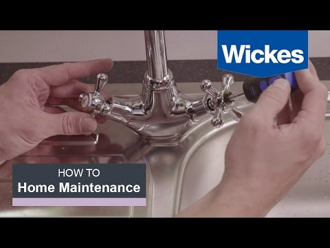 How to Fix a Kitchen Tap with Wickes