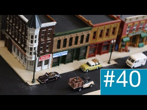 Obleo's N Scale Layout Episode 40
