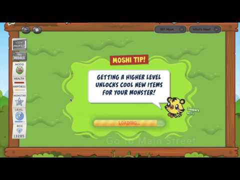 How to earn rox fast - Moshi Monster