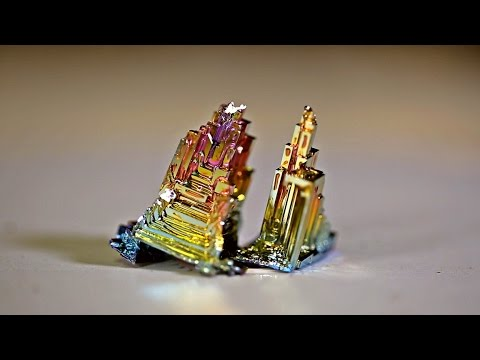 How to Make Large Bismuth Crystals