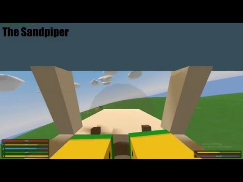 Unturned FLYABLE Helicopters and Planes