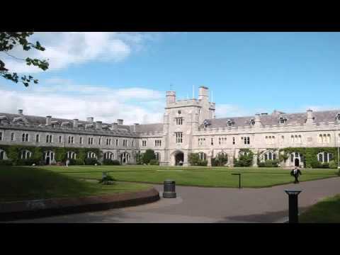 Welcome to Ireland, Dublin and University College Dublin